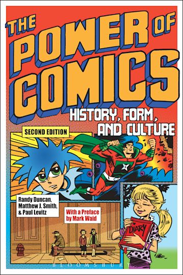 The Power of Comics cover