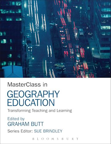 MasterClass in Geography Education cover