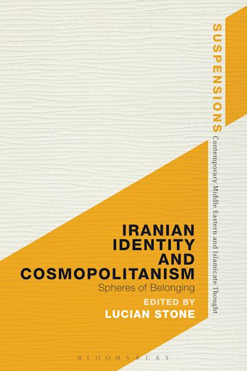 Iranian Identity and Cosmopolitanism cover