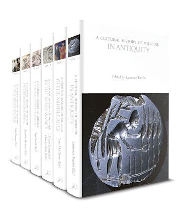 A Cultural History of Medicine cover
