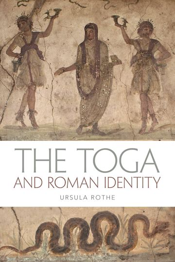 The Toga and Roman Identity cover