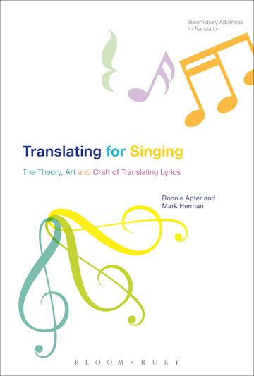 Translating For Singing cover