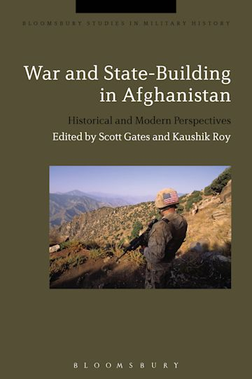 War and State-Building in Afghanistan cover