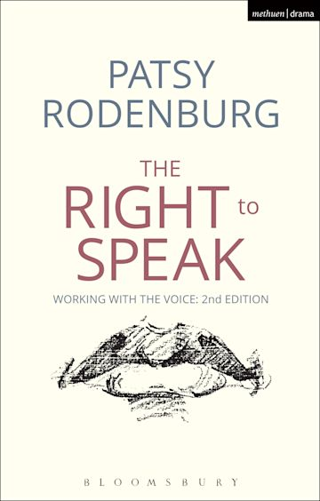 The Right to Speak cover