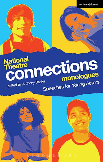 National Theatre Connections Monologues cover