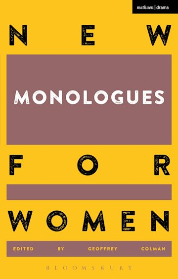 New Monologues for Women cover
