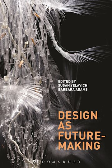 Design as Future-Making cover