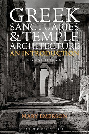 Greek Sanctuaries and Temple Architecture cover
