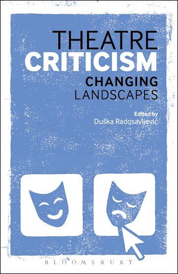 Theatre Criticism cover