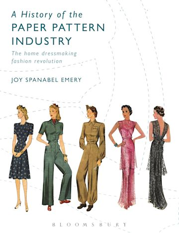 A History of the Paper Pattern Industry cover