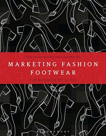 Marketing Fashion Footwear cover