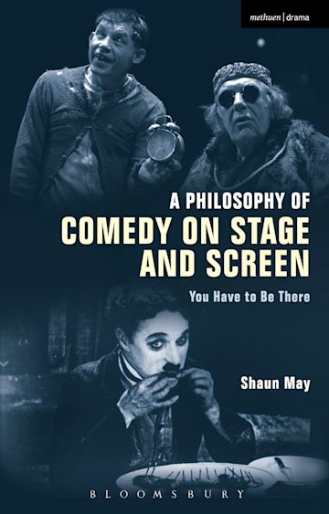 A Philosophy of Comedy on Stage and Screen cover