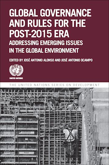 Global Governance and Rules for the Post-2015 Era cover