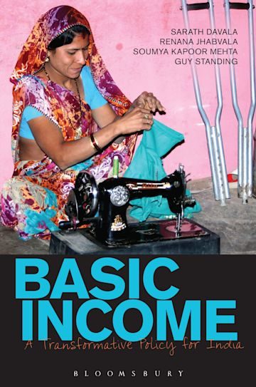 Basic Income cover