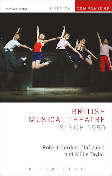 British Musical Theatre since 1950 cover