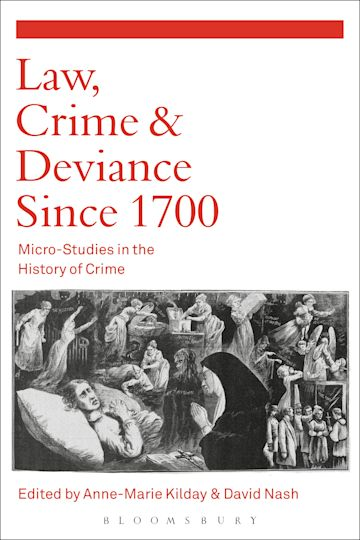 Law, Crime and Deviance since 1700 cover