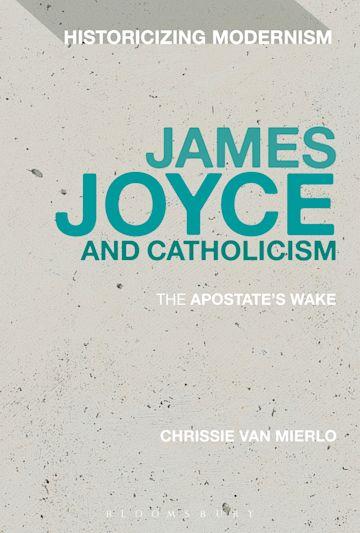 James Joyce and Catholicism cover