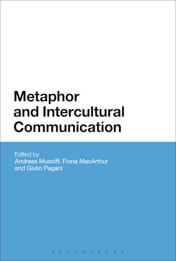 Metaphor and Intercultural Communication cover