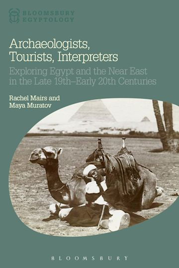 Archaeologists, Tourists, Interpreters cover