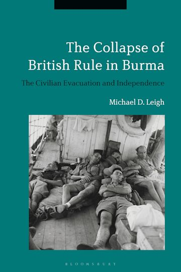 The Collapse of British Rule in Burma cover