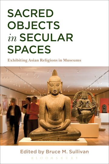 Sacred Objects in Secular Spaces cover
