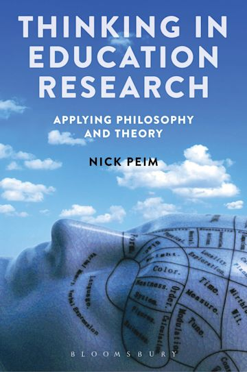 Thinking in Education Research cover
