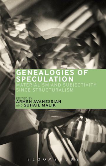 Genealogies of Speculation cover