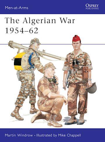 The Algerian War 1954–62 cover