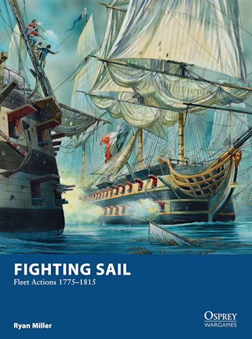 Fighting Sail cover