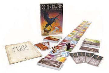 Odin's Ravens cover