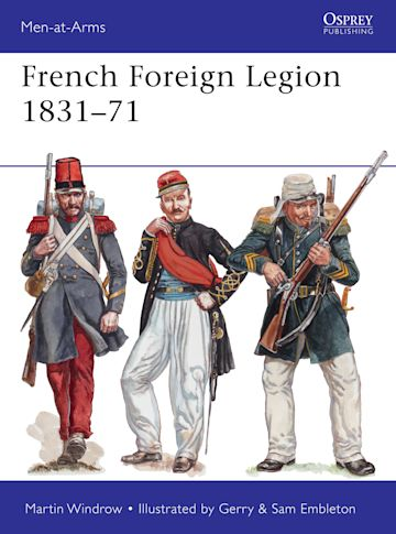 French Foreign Legion 1831–71 cover