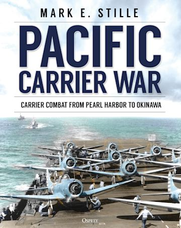 Pacific Carrier War cover