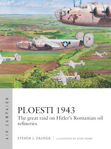 Ploesti 1943 cover
