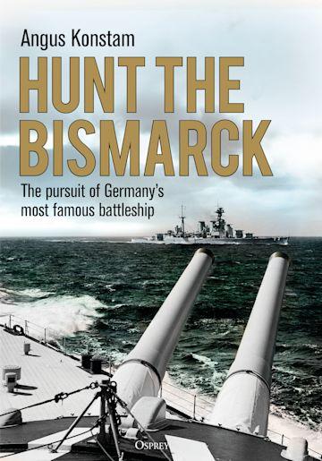 Hunt the Bismarck cover