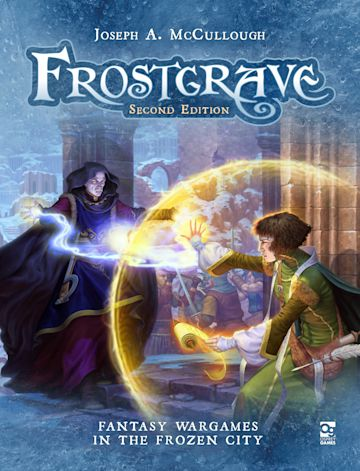 Frostgrave: Second Edition cover