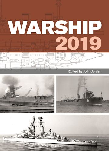 Warship 2019 cover