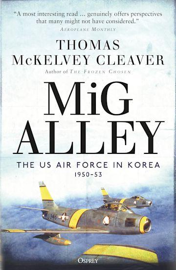 MiG Alley cover