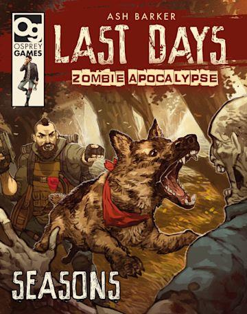 Last Days: Zombie Apocalypse: Seasons cover