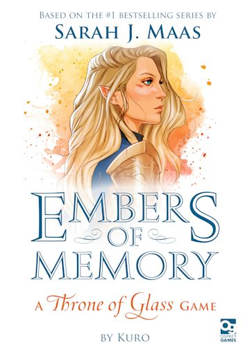 Embers of Memory: A Throne of Glass Game cover