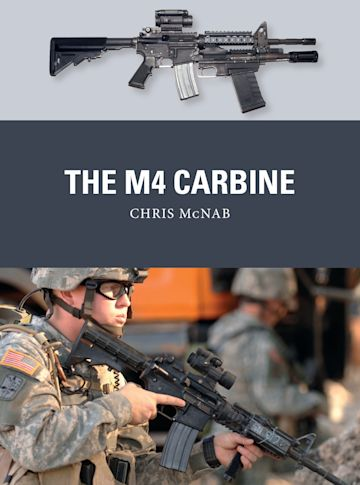 The M4 Carbine cover