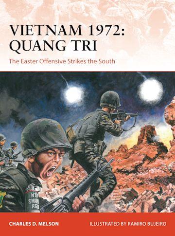 Vietnam 1972: Quang Tri cover