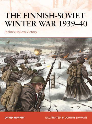 The Finnish-Soviet Winter War 1939–40 cover