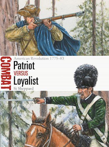 Patriot vs Loyalist cover