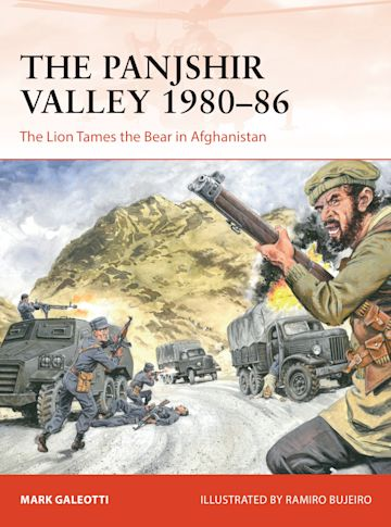 The Panjshir Valley 1980–86 cover