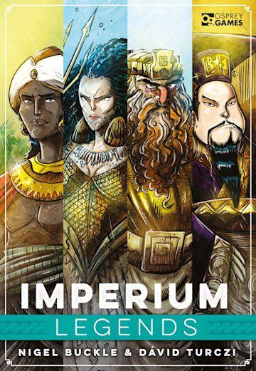 Imperium: Legends cover