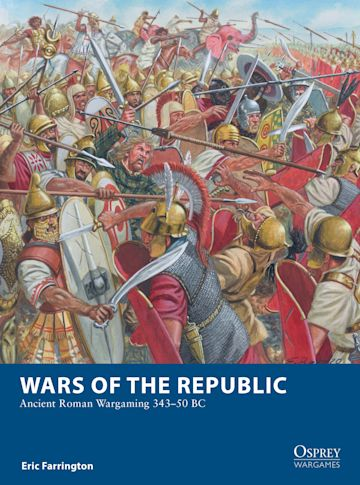 Wars of the Republic cover