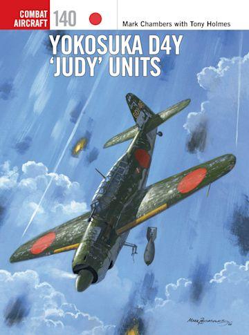 Yokosuka D4Y 'Judy' Units cover
