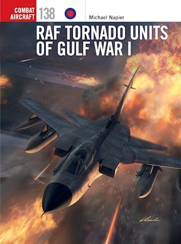 RAF Tornado Units of Gulf War I cover