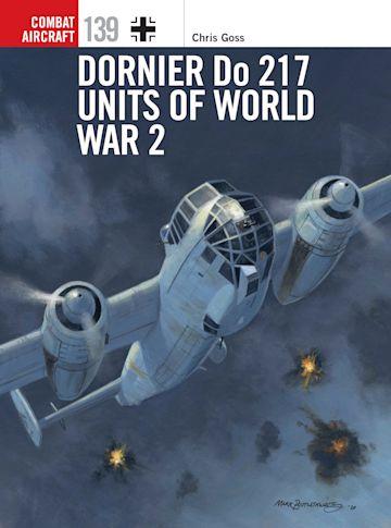 Dornier Do 217 Units of World War 2 cover