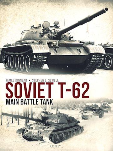 Soviet T-62 Main Battle Tank cover